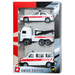 Image of Swiss-Polizeiset 3-teilig