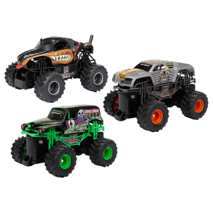 Monster Jam Mini R/C ass. | Dodax.co.jp