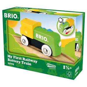 Image of BRIO My First Railway Battery Engine