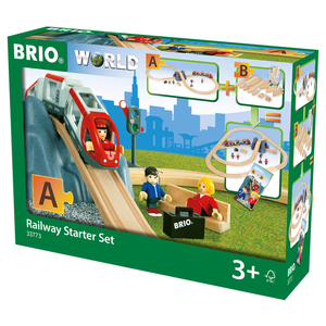 Image of BRIO Railway Starter Set
