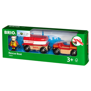 Image of BRIO Rescue Boat