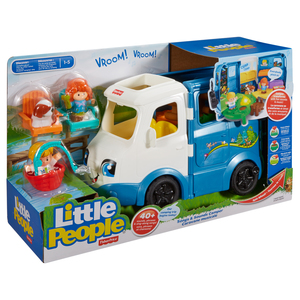 Little People Ferien Camper | Dodax.ch
