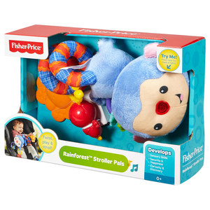 Fisher Price Brilliant Basics DFP84 giocattolo da appendere per bambini | Dodax.it
