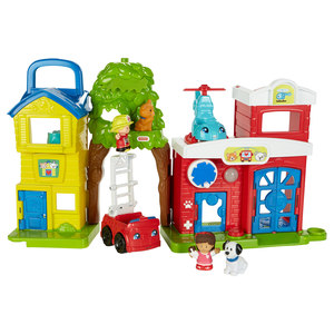 Fisher-Price Little People Helpful City | Dodax.ch