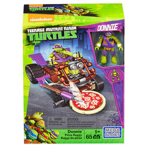 Mega Bloks - Teenage Mutant Ninja Turtles Ninja Racers Assortment (DMX36) | Dodax.co.uk