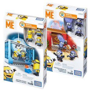 Mega Bloks Themenwelt Minion | Dodax.at