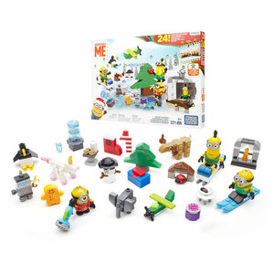 Mega Bloks Minions Despicable me Adventskalender | Dodax.at