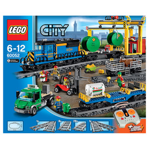 Lego - Lego City Cargo Train (60052) | Dodax.co.uk