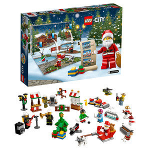 Adventskalender Lego City | Dodax.ch