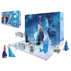 Frozen, Advent Calender, Magic of the Northern Lights | Dodax.ch