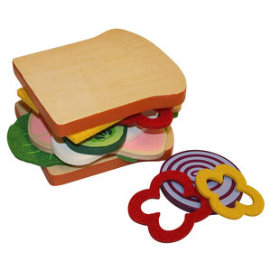 Image of Food Bag Sandwich