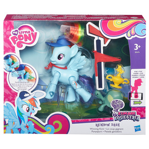 My Little Pony - Explore Equestria Pony Action Pack with Accessories Assortment (B3602) | Dodax.fr
