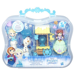 Hasbro - Disney Frozen Playsets with Minifigures Assortment (B5191) | Dodax.at