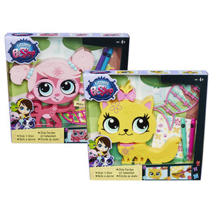 Littlest Pet Shop - Style and Store Pets Assortment (B0033) | Dodax.fr