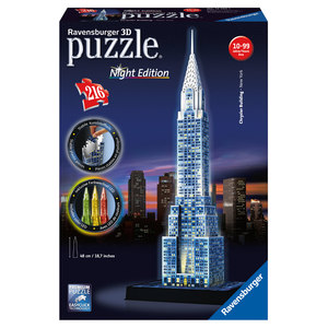 Chrysler Building (Puzzle) | Dodax.at