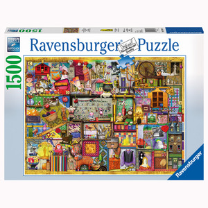 Image of Ravensburger 16312 puzzel