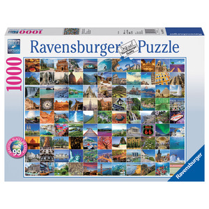 Ravensburger 99 Beautiful Places on Earth | Dodax.es