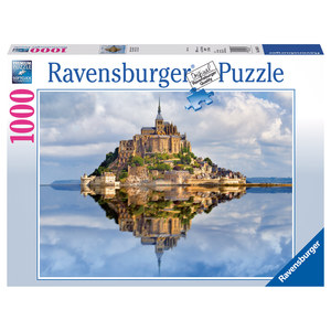 Puzzle Le Mont-Saint-Michel | Dodax.at