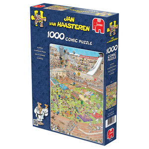 Puzzle Olympiade, 1000 Teile | Dodax.it