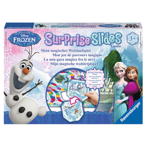 Frozen Surprise Slides Game | Dodax.co.uk