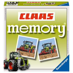 Claas memory (Kinderspiel) | Dodax.at