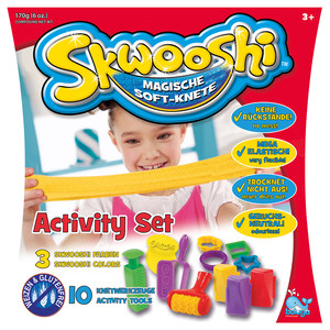 Image of Knete Skwooshi Activity Set