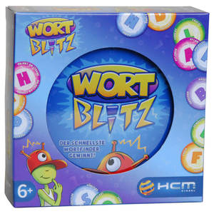 Wortblitz (Kartenspiel) | Dodax.at