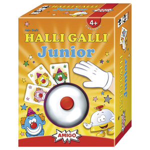 Halli Galli Junior, d/f/i | Dodax.de