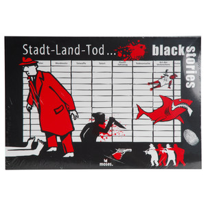 Image of Moses - Black Stories Stadt-Land-Tod (90021)