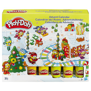 Adventskalender Play-Doh | Dodax.de