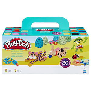 Play-Doh Super-Set 20-teilig | Dodax.at