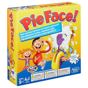Hasbro Pie Face Children & Adults Fine motor skill game | Dodax.co.uk