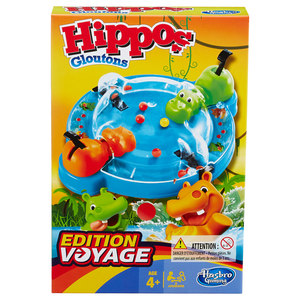 Hippos Gloutons Voyage, f | Dodax.at