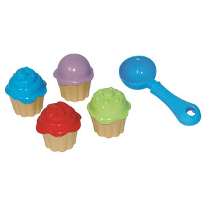Cupcakes Set, 5-tlg. | Dodax.at