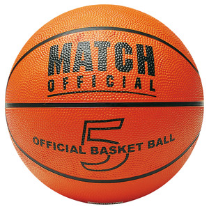 Match Official - Basketball size 5, inflated (58102)   Dodax.es