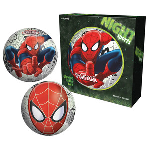 Ball Glow Spiderman, ø 23 cm | Dodax.at