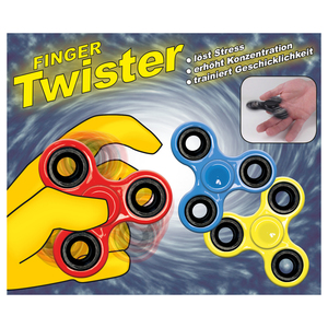 Finger Twister gross 3-fach | Dodax.nl