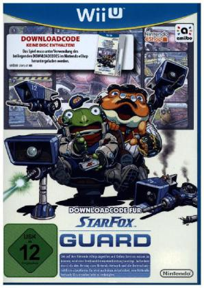 Star Fox Zero Guard - Wii U | Dodax.co.uk