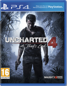 Uncharted 4: A Thief's End | Dodax.ch