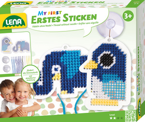 LENA® First Stitches Animal Forms Assorted 42623 | Dodax.nl