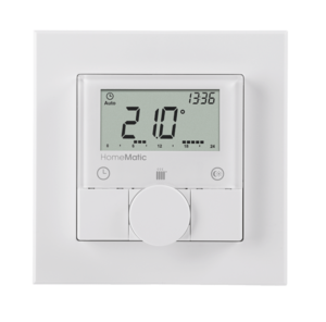 eQ-3 - HomeMatic Funk-Wandthermostat, Aufputzmontage (132030) | Dodax.at