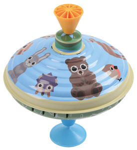 BOLZ Humming Top Forest Animals 52365 | Dodax.ca