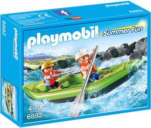 Playmobil Summer Fun Whitewater Rafters | Dodax.es