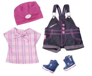 Zapf Creation Pony Farm Deluxe Outfit Baby Born 823682 | Dodax.ch