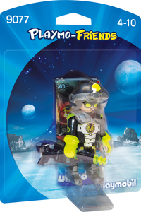 PLAYMOBIL® Playmo-Friends Mega Masters Nachtspion 9077 | Dodax.co.uk