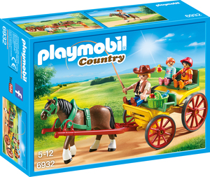 PLAYMOBIL® Country Pferdekutsche 6932 | Dodax.co.uk