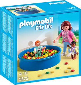Playmobil City Life Ball Pit | Dodax.co.uk