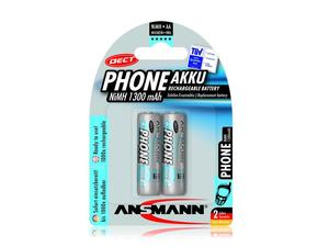Ansmann 1.2 V rechargeable battery NiMH | Dodax.ca