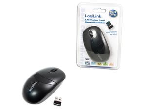 LogiLink -  Mini Wireless Mouse, 2.4 GHz, 1000 dpi (ID0069) | Dodax.co.uk