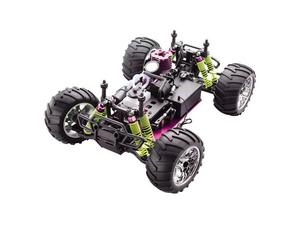 RC Verbrenner Monster Truck HSP Monster 1:10 3,0ccm 2,4GHZ (Rot) | Dodax.ch